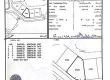للبيع أرض سكنية في ولاية العامرات (امتداد المحج)
