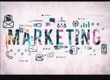 مطلوب شباب و صبايا للعمل في مجال التسويق