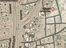 أرض تجاريه سكنيه للاجار او الاستثمار كونر لوى على خط الشارع العام