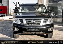 Used condition Nissan Patrol 2017 with 20,000 - 29,999 km mileage