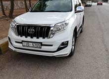 Used Toyota Prado for sale in Amman