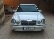 مرسيدس E230 موديل 1998 للبيع او تبديل