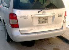 Automatic Grey Mazda 2002 for sale