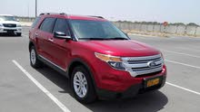 Ford Explorer, excellent opportunity, Omani car, 2012