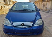 Mercedes Benz A 160 2008 For sale - Blue color