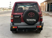 Gasoline Fuel/Power   Toyota Prado 2000