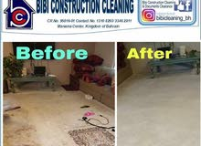 cleaning services at bibi cleaning company