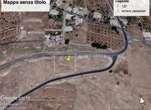 قطعة ارض للبيع منطقة السرو خلف جامعة عمان الاهليه 3150م