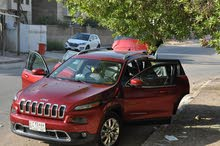 2014 Used Cherokee with Automatic transmission is available for sale