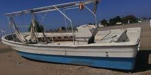 قارب 29 قدم بدون محركات
