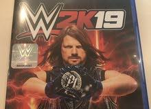 شريط WWE 2K19