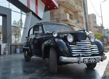 سيارة كلاسيك اوبل اوليميبا موديل 1952