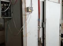 ثلاجة جزار وثلاجة عرض