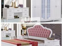 غرف نوم جديد باسعار المصنع اسعار مخفصه