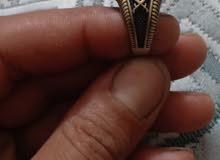 خاتمين من الحجر العقيق