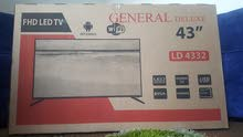 New 43 inch screen for sale in Irbid