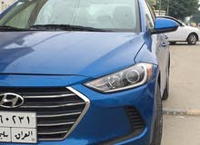 Used condition Hyundai Elantra 2017 with 10,000 - 19,999 km mileage