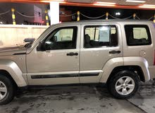Used condition Jeep Cherokee 2010 with  km mileage