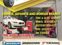 Tires & Auto Service Wholesale & Retail