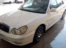 Gasoline Fuel/Power   Hyundai Sonata 2002