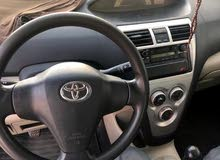 Orange Toyota Yaris 2008 for sale