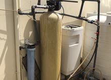 جهاز السوفتنر (فلتر الماء) للبيع