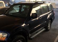 باجيرو 2003 للبيع