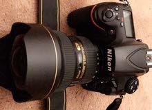 Nikon D810 professional DSLR