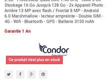 Condor p8 lite 16Go Ram 3