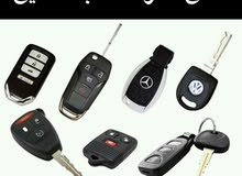 فتح سيارات صب مفاتيح