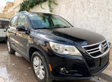 Used condition Volkswagen Tiguan 2009 with 80,000 - 89,999 km mileage