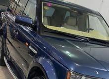 Gasoline Fuel/Power   Land Rover Range Rover Sport 2006