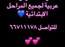 مدرسة لغة عربية لجميع المراحل الابتدائية