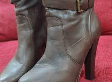 بوت كعب عالي 12 سم high heel boot