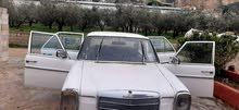 مرسيدس قطش موديل 1974 للبيع - بحالة جيدة بدها شوية ترتيب وسعرها 11 مليون