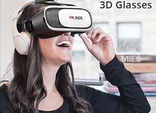 نظارات الواقع الإفتراضي VR BOX الأصلية الجيل الثاني