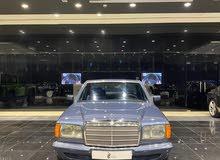 Mercedes 280SE 1983