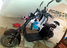 electric scooter  bick