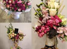 منسق زهور وهدايا اجنبي