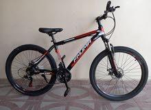 دراجة جديدة مقاس 26