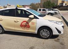 taxi yaris hback 2019