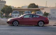 Accord Coupe Full options GCC اكورد كوبيه خليجي كامل المواصفات