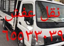هاف لوري نقل عفش جميع مناطق الكويت يوجد نقل داخل المنزل ( نجار )