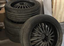 22 inch rims for urgent sale