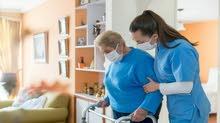 رعايه طبيه لكبار السن ممرضات ومقدمات رعاية