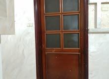باب مطبخ ( خشب ) بدون قفص