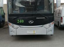 باص كبير 50 راكب للايجار داخل المدينة حديث
