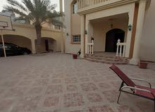 For rent a luxurious and large villa in  Sanad