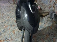 دراجة ماكس كامكو نضيفة مجفتة مرة وحدة