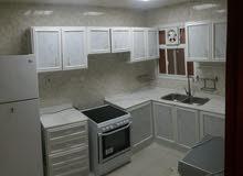 شقه مفروش غرفتين وصالة حمامين مطبخ